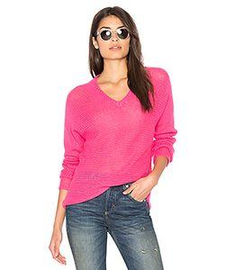 360 Sweater   Свитер С V-Образной Горловиной Xael