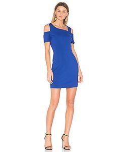1. STATE | Облегающее Платье С Открытыми Плечами