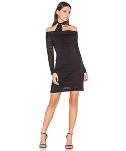 1. STATE | Sheer Stripe Bodycon Dress