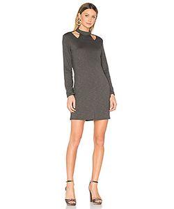 Lanston | Cutout Turtleneck Dress