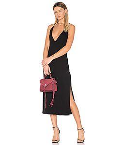 Lanston | Slit Cami Midi Dress