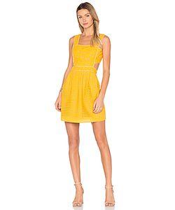aijek | Ann Broderie Pinafore Dress