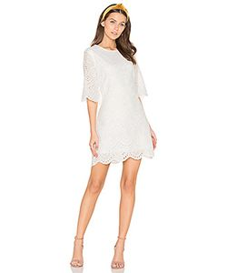 Bishop + Young | Scalloped Mini Dress