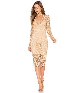 Ganni | Кружевное Платье Flynn