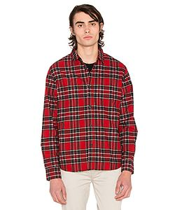 Stussy | Double Brush Flannel Button Down