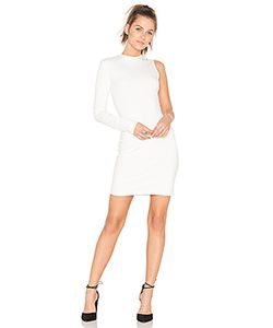 Twenty | Stretch One Sleeve Dress