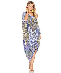 Camilla | Платье В Восточном Стиле С Круглым Вырезом