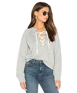 Sincerely Jules | Front Lace Sweatshirt