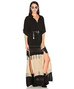 Stillwater | High Slit Shirt Dress