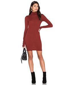 Enza Costa | Платье Из Кашемира С Длинным Рукавом И Высоким Воротом Enza