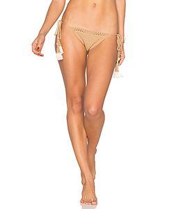 SHE MADE ME | Crochet Tie Side Bikini Bottom