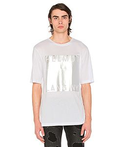Helmut Lang | Box Fit Film Print Tee