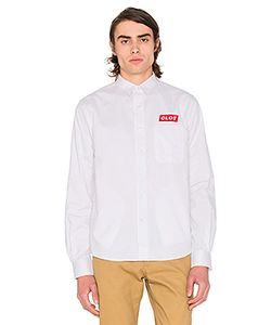 Clot | Рубашка На Пуговицах Box Logo