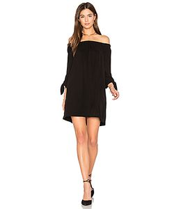 maven west | Off Shoulder Knot Dress