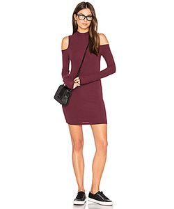 BLQ BASIQ | Мини Платье С Открытыми Плечами