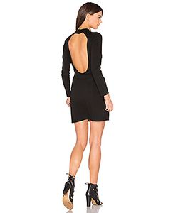 BLQ BASIQ | Платье С Открытой Спиной