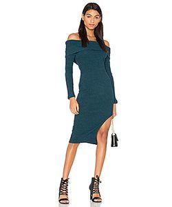 Lavish Alice | Rib Knit Bandeau Dress