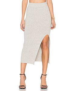 BCBGeneration | Rib Slit Skirt