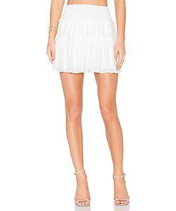 Greylin | Alendra Smocked Skirt