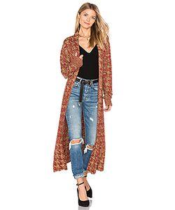 Tularosa | X Revolve Annie Long Knit Coat