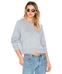 T By Alexander Wang | Cashwool Crewneck Crop Sweater