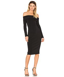 T By Alexander Wang | Knit Off The Shoulder Dress