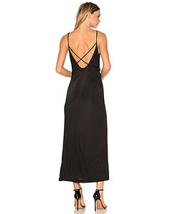 T By Alexander Wang | Interlock Criss Cross Strap Dress