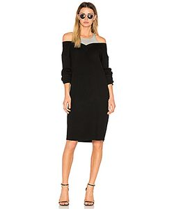 T By Alexander Wang | Pullover Dress With Inner Tank