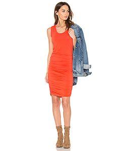 Bobi | Modal Jersey Ruched Mini Dress