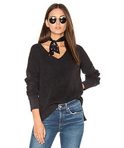 Rag & Bone/Jean | Taylor Washed V Neck Sweater