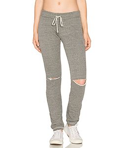 Michael Lauren | Jonas Knee Slit Sweatpant