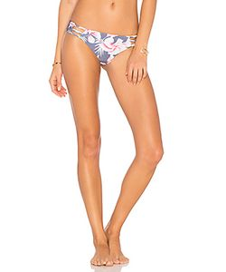 Stone Fox Swim | Playa Thong Bottom