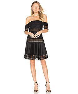 THURLEY | Мини-Платье С Открытыми Плечами Salvadore