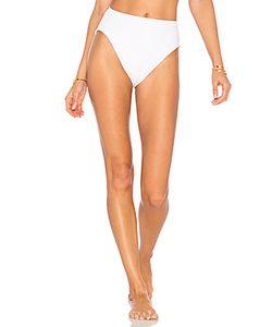 Norma Kamali   Underwire High Waist Bikini Bottom
