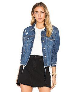 Nobody Denim | Укороченная Куртка Chloe
