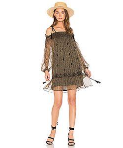 boemo | Мини-Платье С Открытыми Плечами Roma
