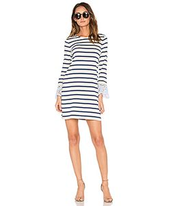 Sea | Stripe Eyelet Dress