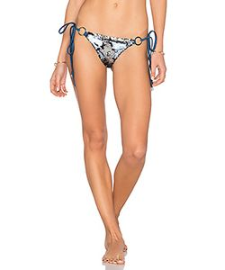 Beach Bunny | Sirens Song Tie Side Skimpy Bikini Bottom