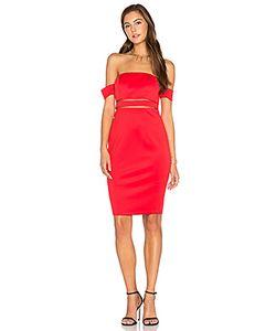 Lumier | Платье С Открытыми Плечами Keep Control