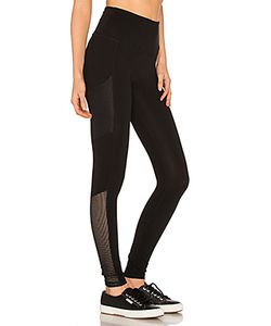 Beyond Yoga | Mesh Behavior High Waist Legging