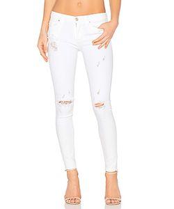 Hudson Jeans | Супер Узкие Джинсы Средней Посадки Nico