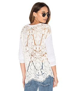 Generation Love | Nyla Embroidered Top