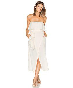 Vix Swimwear | Solid Strapless Dress