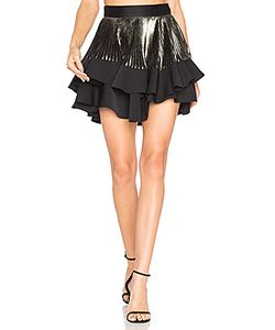 By Johnny | Astrid Tiered Pleat Mini Skirt