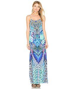 Camilla | Платье С Ярусами Сзади Внизу