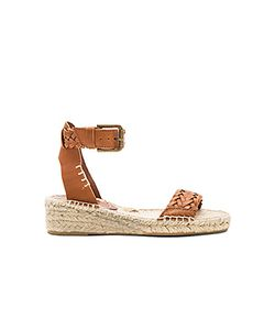 Soludos | Woven Demi Wedge Sandal