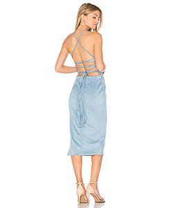 Donna Mizani | Платье Миди Abby