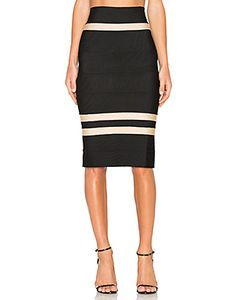 LOLITTA | Clara Fitted Midi Skirt