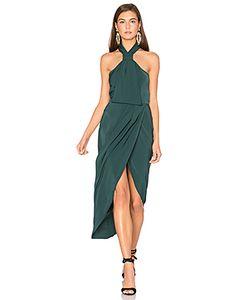 Shona Joy | Платье С Узлом На Шлейках