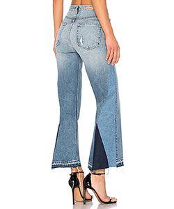 GRLFRND   X Revolve Linda Pop Crop Jean